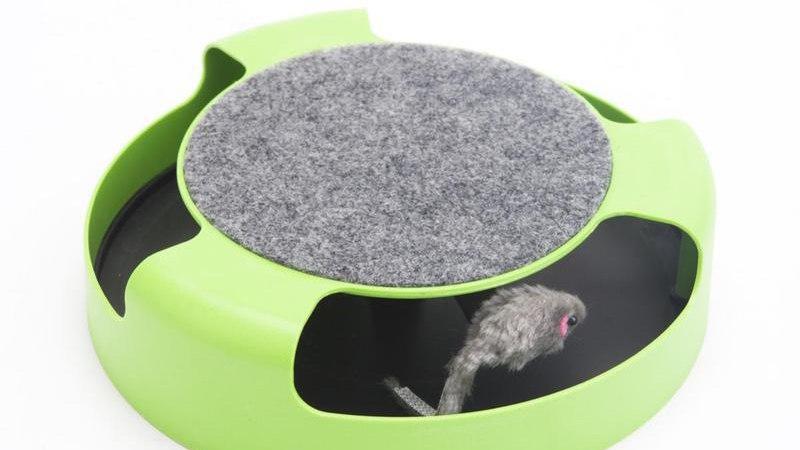 Когтеточка с мышкой
